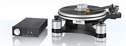 Avid Volvere Turntable with SME 309 Arm