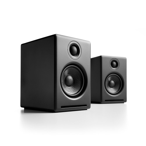 Audio Engine A2+ Mini Bookshelf Speakers