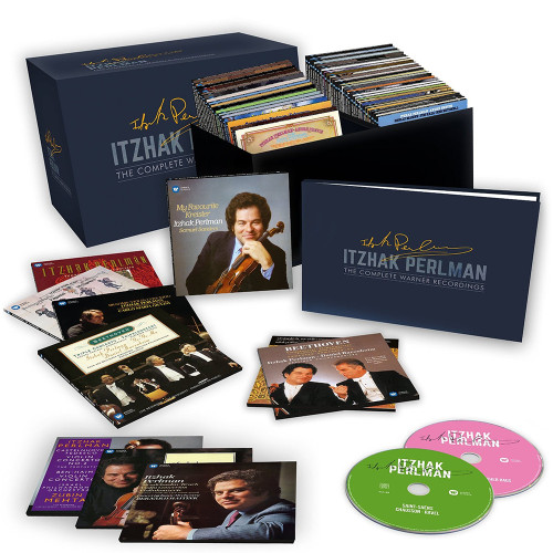 Itzhak Perlman - The Complete Warner Recordings - only one remaining!