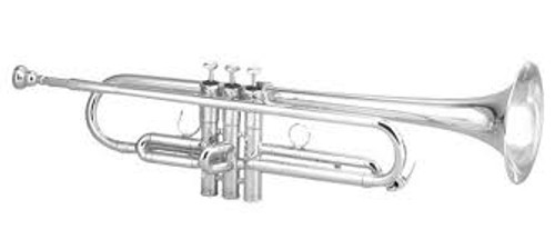 Trumpet Bb X4 Silver Plated by Schilke