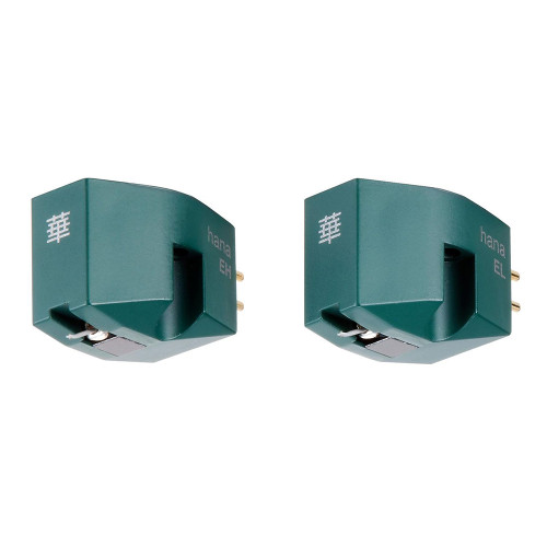 Hana EH (High Output) and EL (Low Output) Moving Coil Cartridge