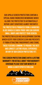 Apollo Screen Protector For Galaxy S6 Edge