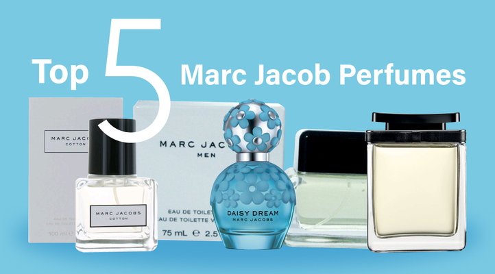 5 Classy Perfumes from Marc Jacobs that you should try at least once