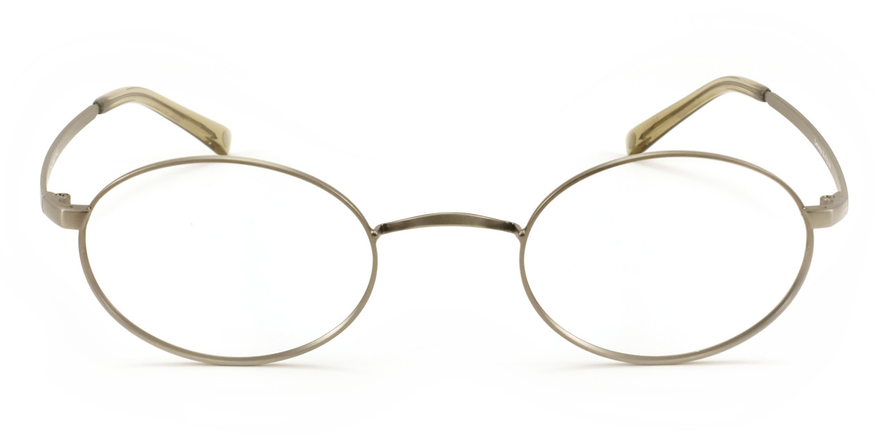 John Lennon Cambridge Eyeglass Frame - Antique Pewter