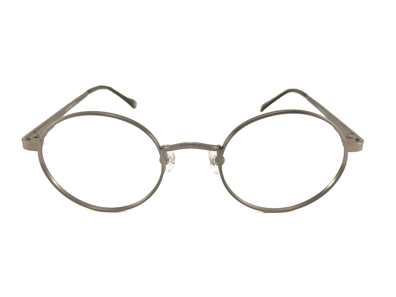 John Lennon JL 310 Mens Eyeglass Frames - Antique Pewter
