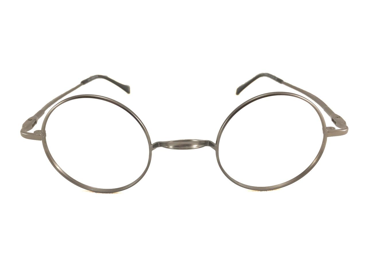 John Lennon Wheels Eyeglass Frames - Gunmetal
