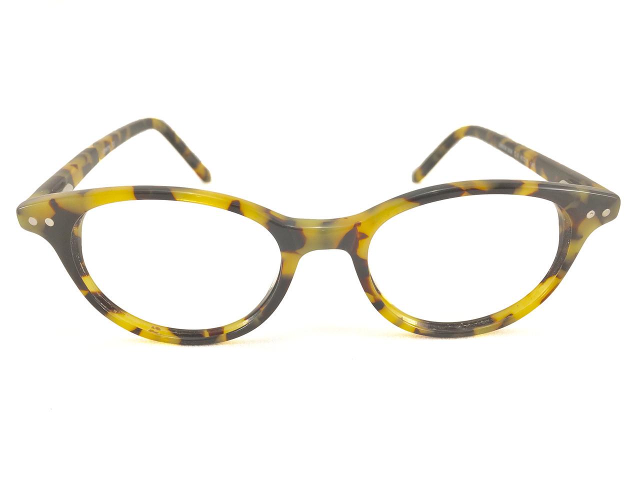 John Lennon JL3006 Eyeglass Frame - Tortoise