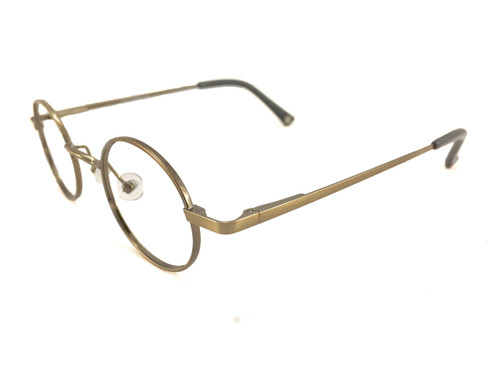 John Lennon JL260 Eyeglass Frame - Antique Copper