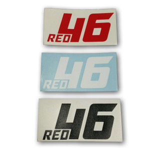 Red46 Decal - Transfer