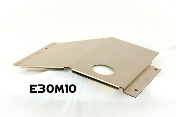 BMW E30 Sump Armor - Skid Plate M10