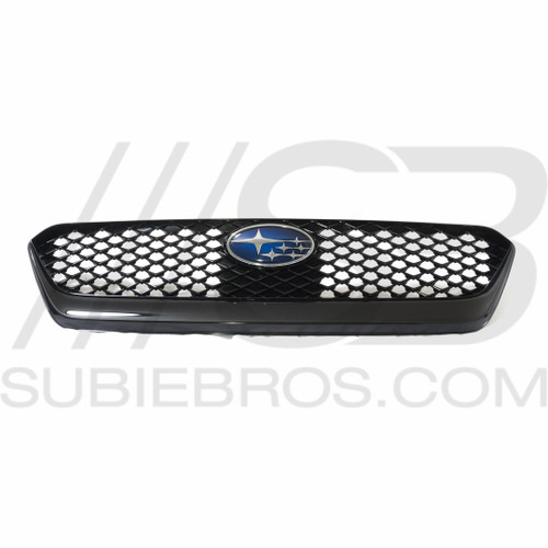 2015, 2016 and 2017 WRX and STI JDM Grille (Grille)