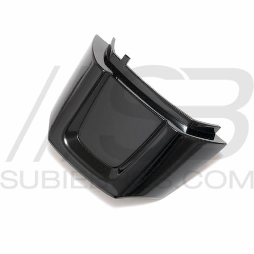 Subaru Gloss Black Lower Steering Wheel Cover