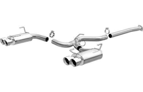 MAGNAFLOW Competition Series Cat Back Exhaust
