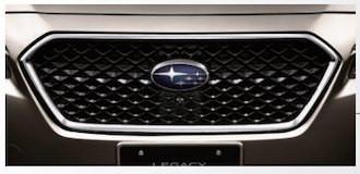 2018+ Subaru Outback/Legacy JDM Grill - SUBIE BROS