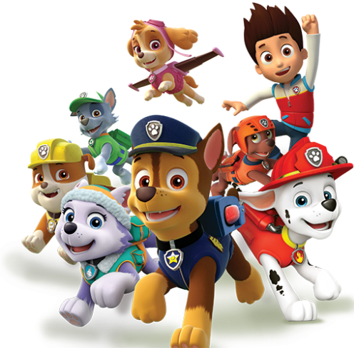Paw Patrol Live 20oz Bottle With Straw In Handle Vstar