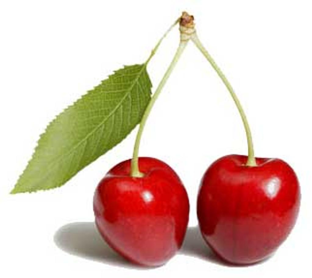 Cherry Body Oil