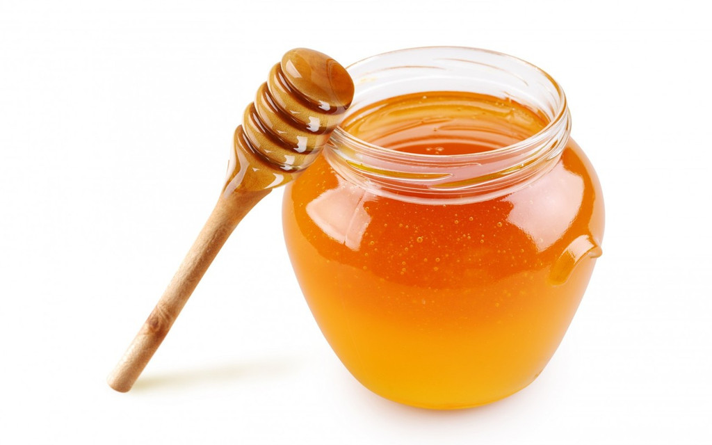 Honey Body Oil
