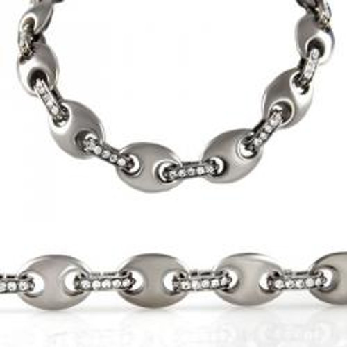 Gucci Chain Silver 14 mm 36 inches