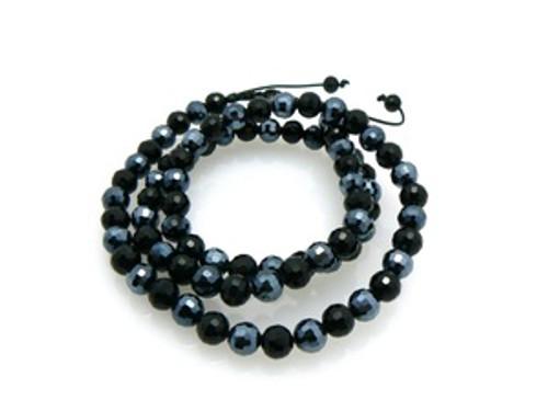 """BLACK & BLUE Shambhala Chain 36""-SALE"