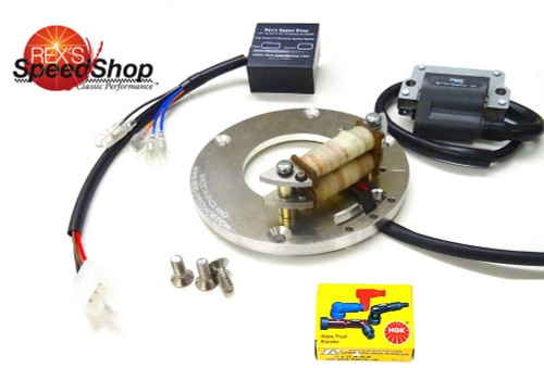 "TY250 Twin Shock ""Clubman"" Electronic Ignition Kit"
