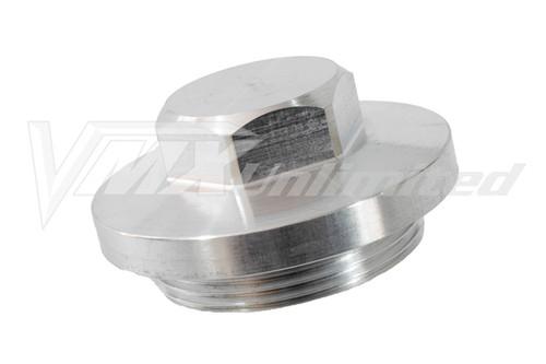 Ignition Inspection Cover Billet alloy SR TT500 XT500