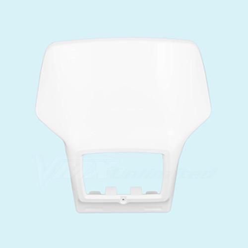 Headlamp Surround TT600 NOS White