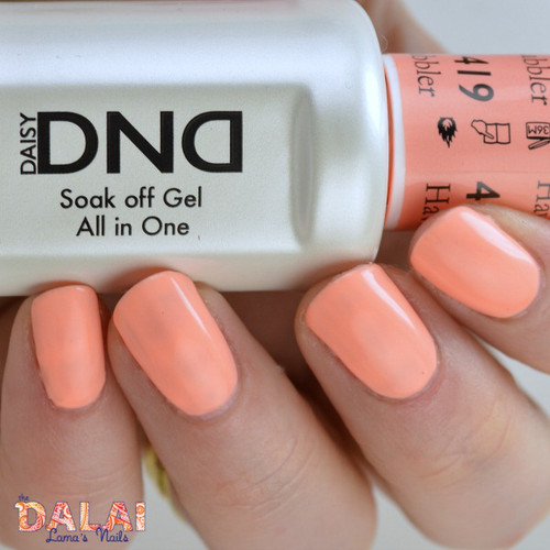Daisy Gel Polish Orange Smoothie 1503