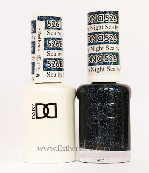 Daisy Gel Polish Sea By Night 526