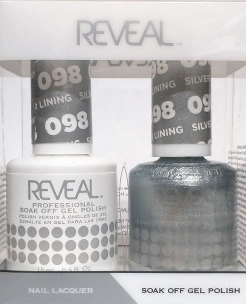 Reveal Gel Duo Silver Lining #098