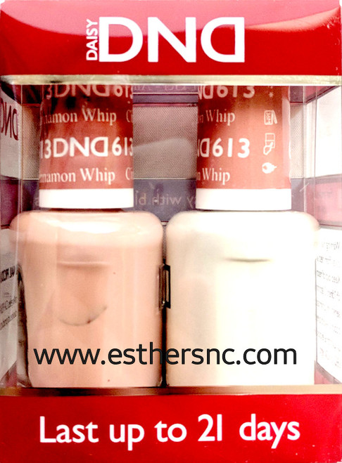 Daisy Gel Polish Cinnamon Whip #613