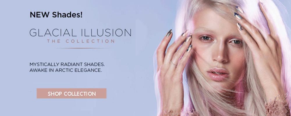 CND Shellac Glacial Illusion Collection
