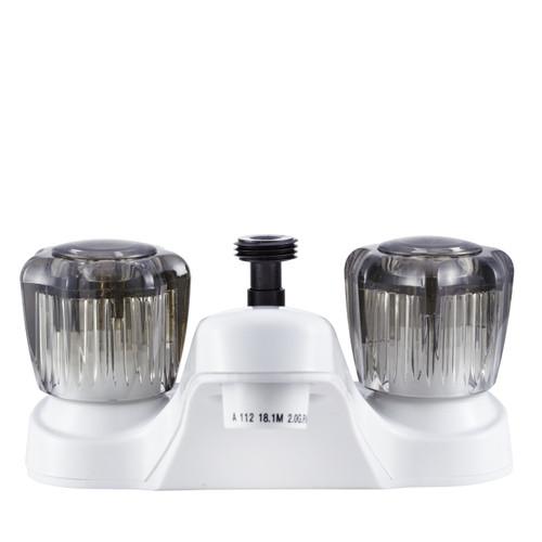 RV Lavatory Faucet w/ Diverter