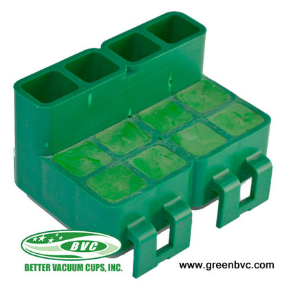 MM100Y - BVC REPLACEMENT BLOCK 45 x 160 x 100mm
