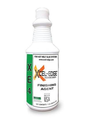 1 LITER BOTTLE XCEL-EDGE XE4 FINISHING AGENT EDGEBANDING CHEMICAL
