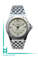 Patek Philippe Stainless Steel Neptune Automatic - Silver Dial - Ref. 5080/1