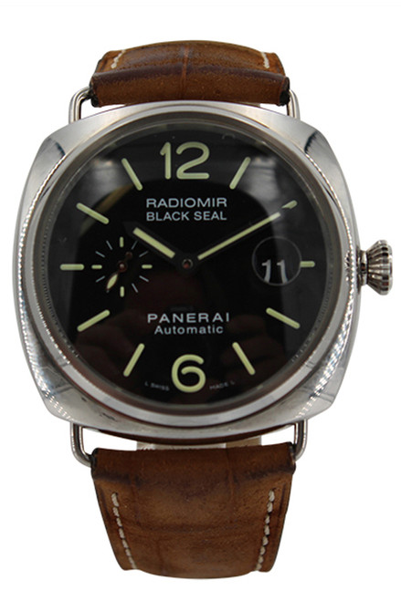 Panerai Radiomir Black Seal - 45mm - Stainless Steel - Automatic - Ref. Pam 287