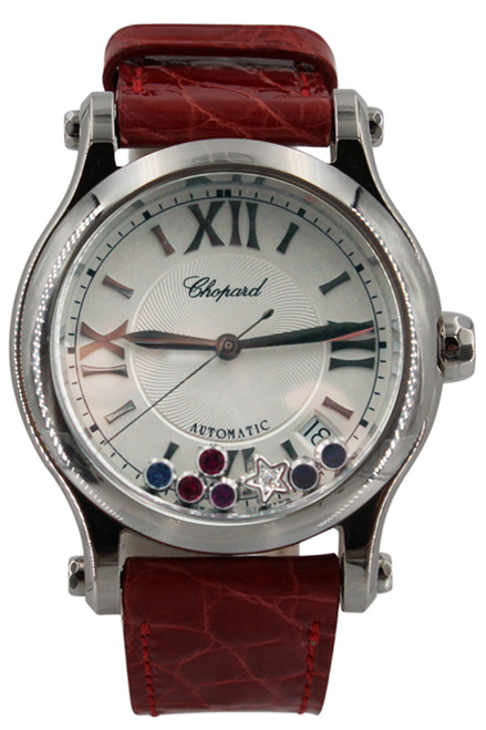"Chopard ""Happy Texas"" - 36mm - Stainless Steel - Limited Edition 05/25"
