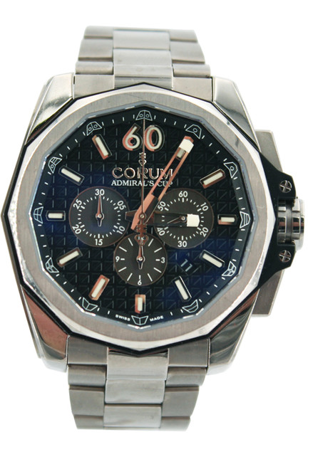 Corum Titanium Admiral's Cup AC-One - 45mm - Chronograph