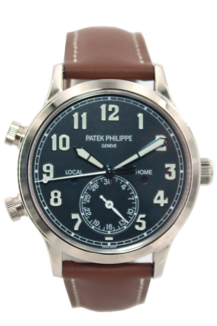 Patek Philippe  - Calatrava Pilot - 42mm - Grand Complications -Ref. 5524G