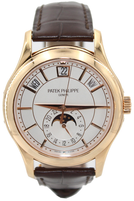 Patek Philippe - 18k Rose Gold - Annual Calendar - 40mm - Automatic - Ref. 5205R
