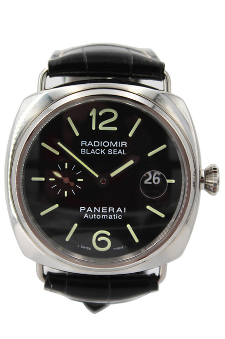 Panerai Radiomir Black Seal - 45mm - Stainless Steel - Automatic -Ref. PAM00287