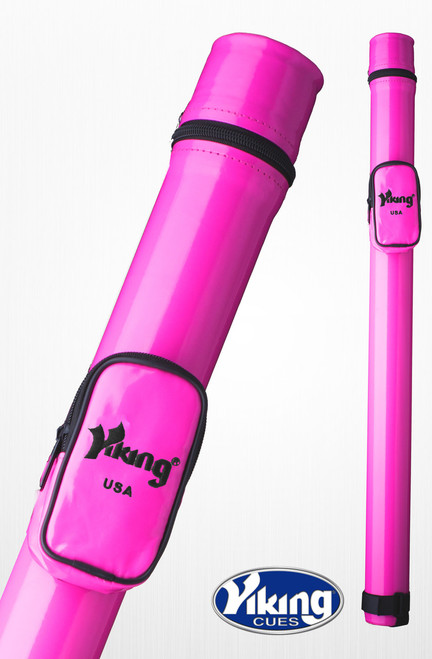 Custom Viking Neon Pink 1x1 Tube Cases