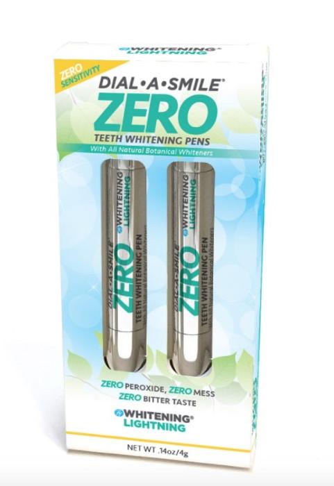 Dial a Smile ZERO Teeth Whitening Pen - 2 Pack
