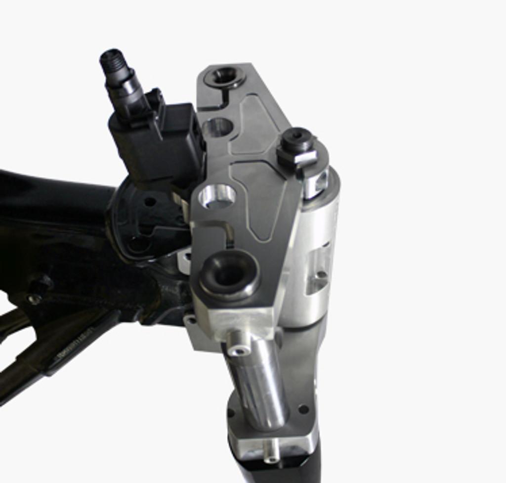 """Bolt-On Neck Rake Kit for Harley Davidson & 30"""" Wheel"""