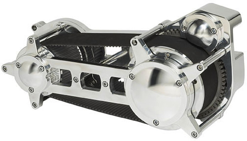 "3.35"" Race Belt Drive Assembly - Polished"