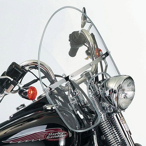 Classic Beaded Windshield for FXSTS/FXSTSB
