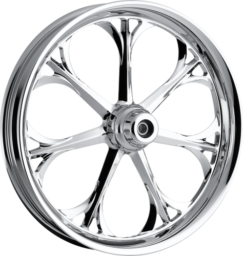 RPM-10 Colorado Custom Straight Spoke Motorcycle Wheel, 7-spoke