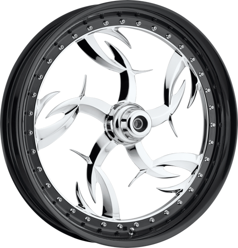 Tribal Style RPM-12 Colorado Custom Motorcycle Wheel