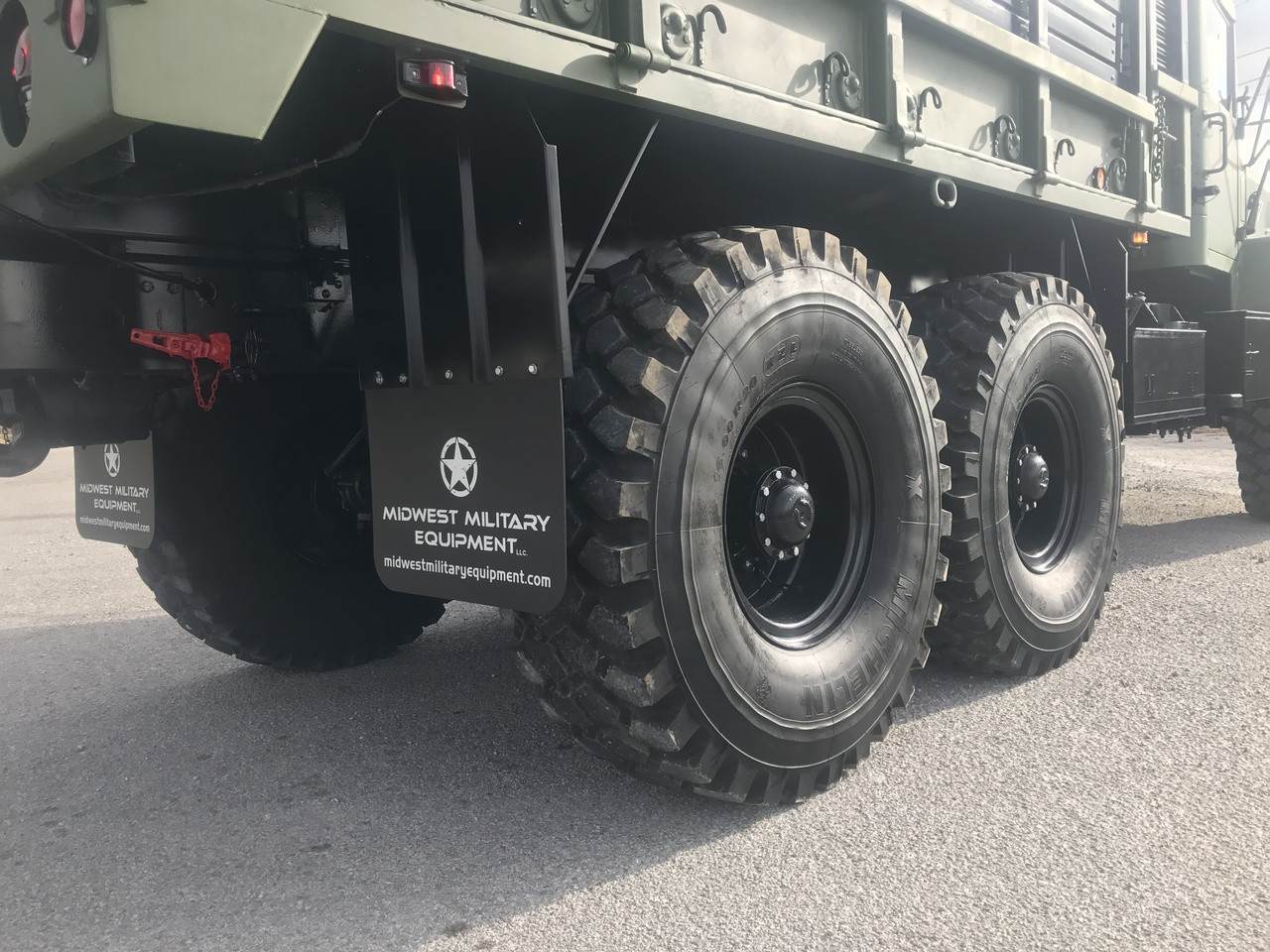 M925A2 5 TON MILITARY 6 X 6 Cargo TRUCK WITH WINCH SOLD