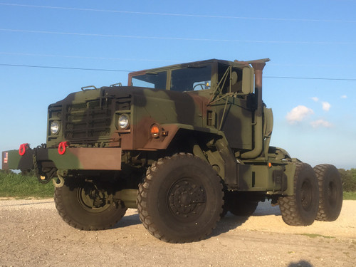 M932A2 2011 Rebuild With Winch 5 Ton Military Cargo Truck SOLD